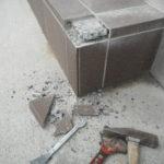 新築オール電化住宅玄関タイル工事での失敗はこれなんです!