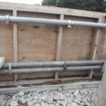 ベタ基礎土間しあげ、コンクリートと鉄筋の厚みが気になった件